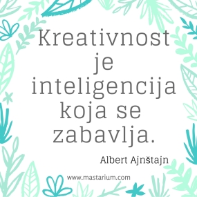 Kreativni Citati Maštarium