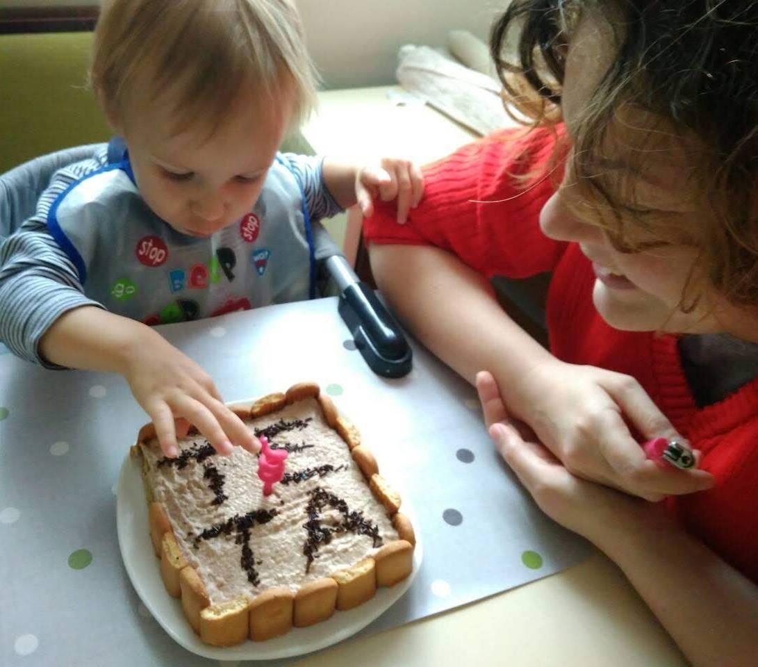 Zorana Komanov- Rođendanski doručak sa sestrićem